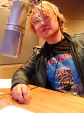 asato with iron maiden.JPG